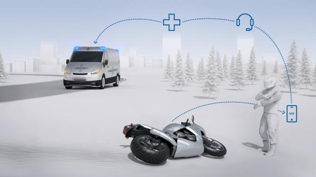 Ce sistem util a creat Bosch pentru motociclete