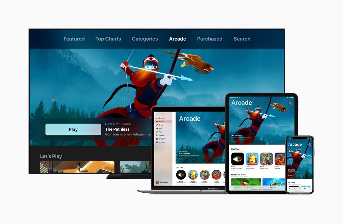 Cui ofera Apple Arcade a doua luna de testare gratuita a jocurilor