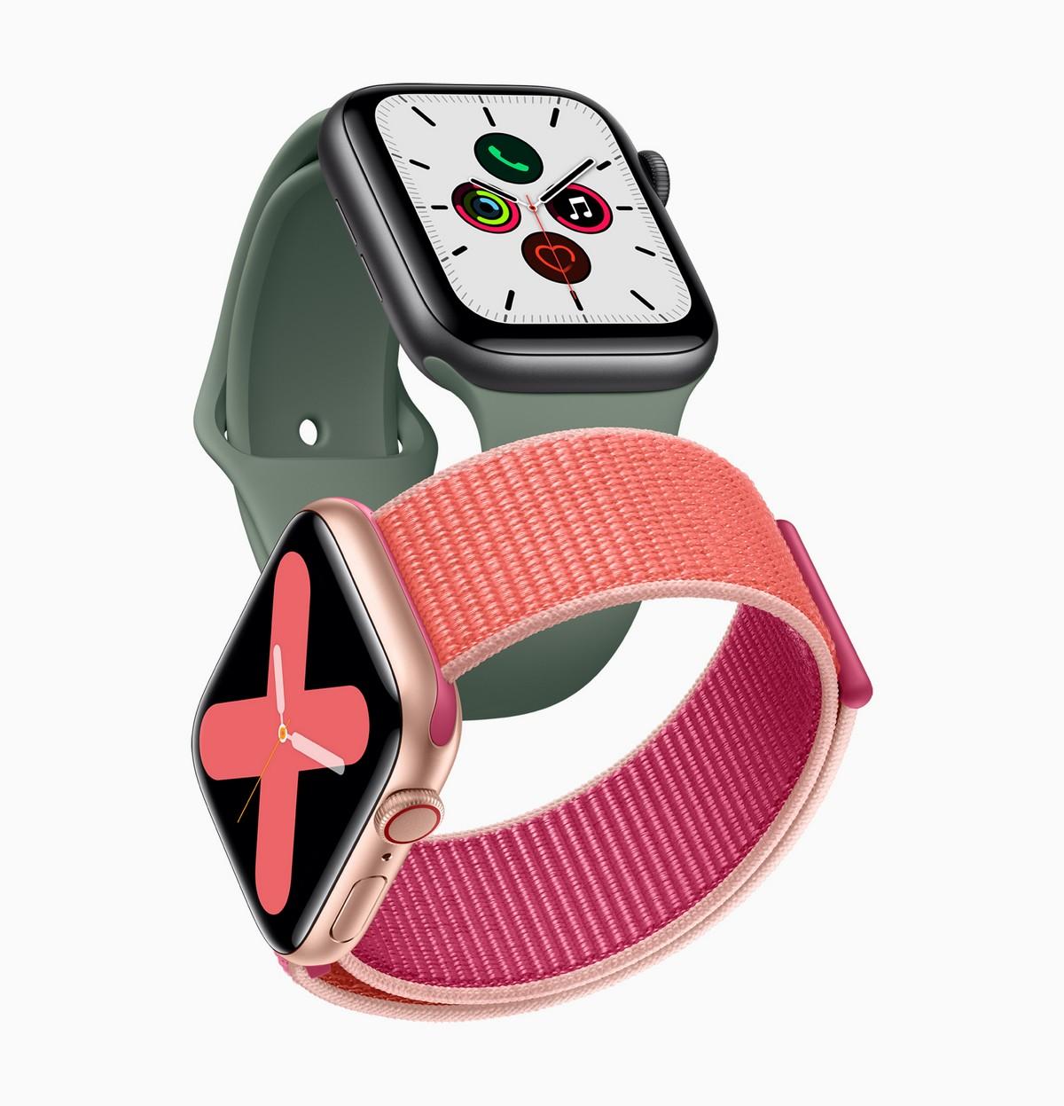 De ce e posibil ca Apple Watch Series 6 va folosi acelasi ecran