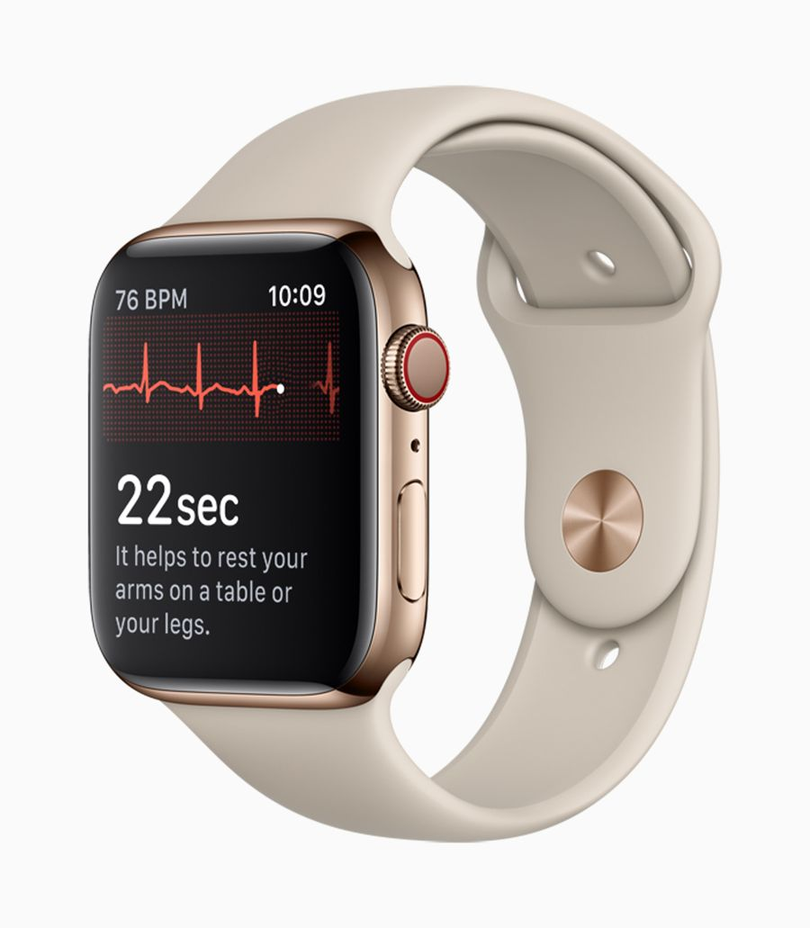 Tarile in care va fi activat instrumentul ECG al smartwatch-ului Apple Watch