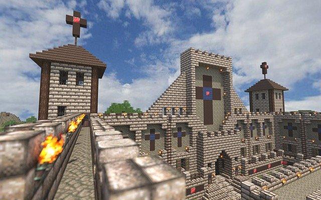 Ce joc video poti juca in Minecraft