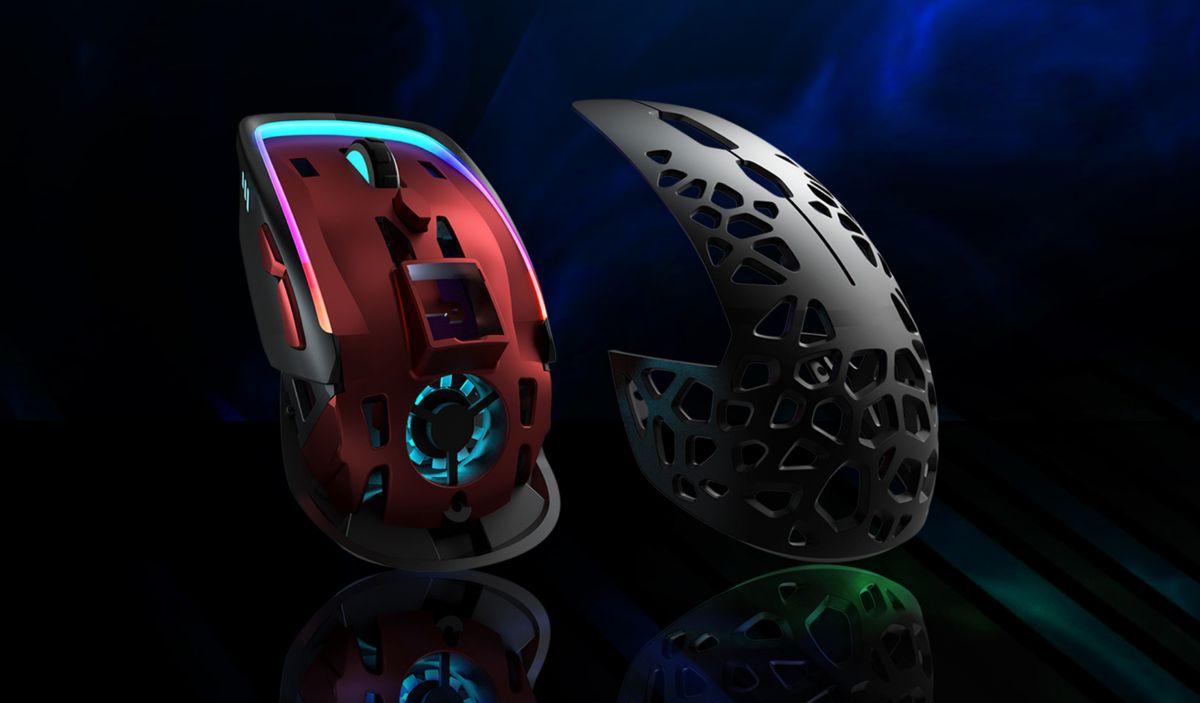 Ce pret are Zephyr - mouse de gaming cu ventilator incorporat