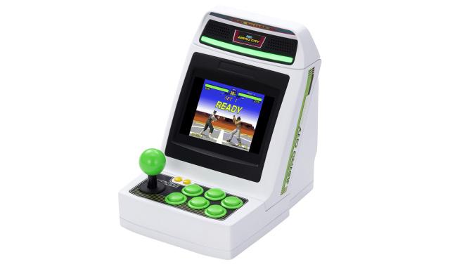 Ce pret are consola de jocuri arcade Sega Astro City Mini