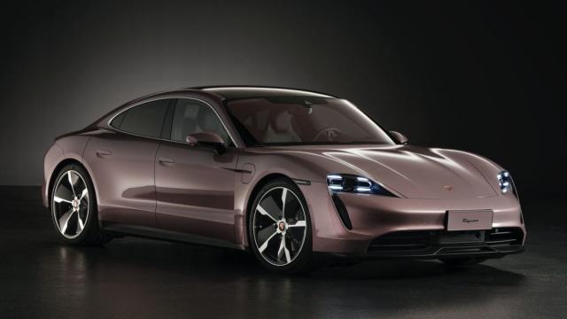 Ce pret are noua masina electrica Porsche Taycan mai ieftina