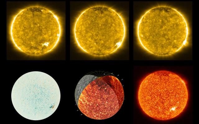 Cele mai clare imagini cu Soarele nostru