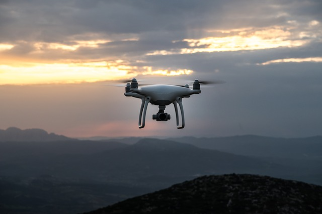 Cum e utila inteligenta artificiala dronelor