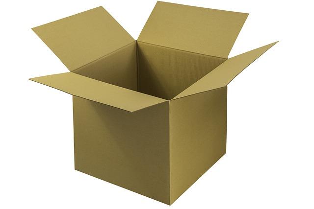 Cum poti refolosi cutiile din carton goale de la Amazon