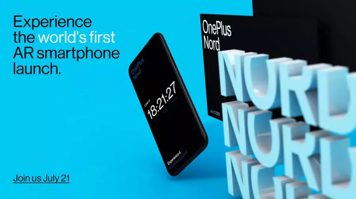 De ce OnePlus va lansa smartphone-ul OnePlus Nord in AR