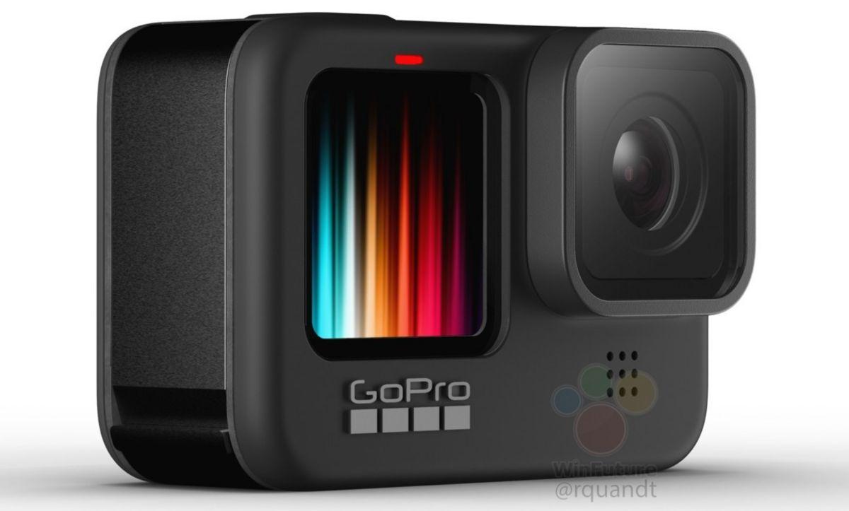 Aceasta poate fi prima camera pentru vloggeri a GoPro