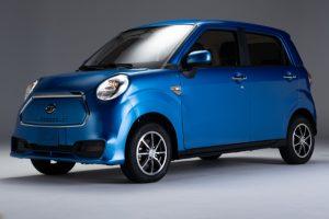 Asa arata masina electrica cu pret de 13.000 de dolari