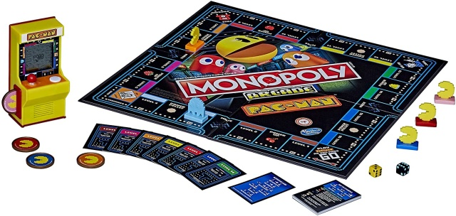 Ce pret are placa Monopoly Arcade Pac-Man