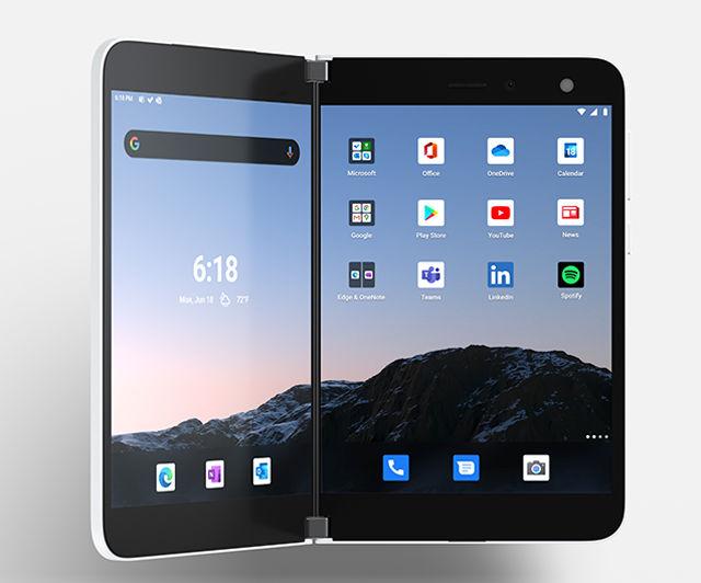 Ce pret va avea smartphone-ul Surface Duo al Microsoft