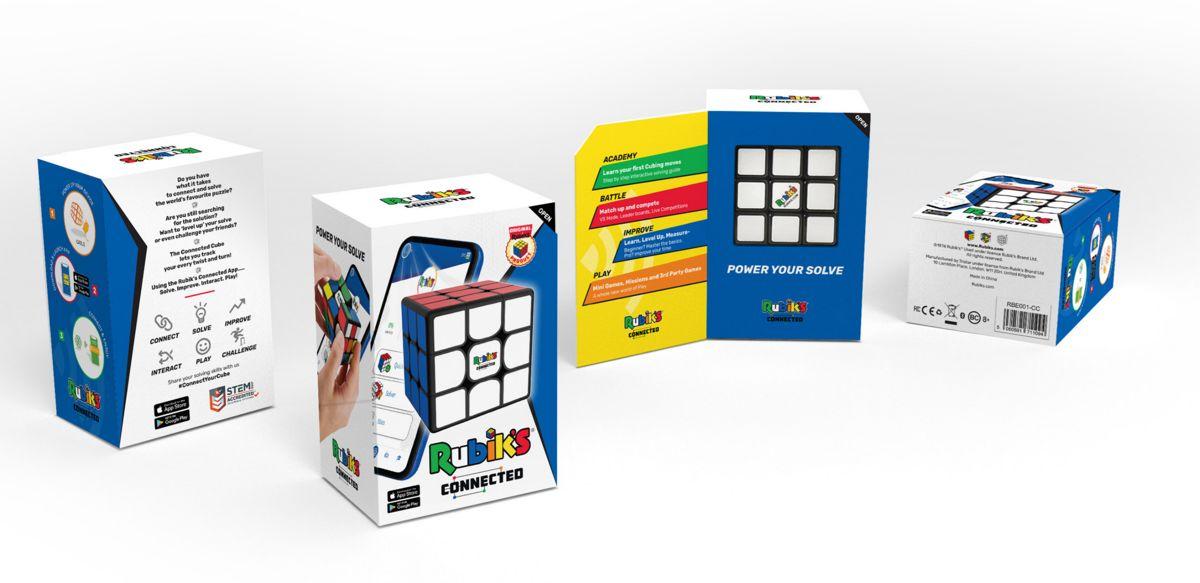 Cu ce e special Connected Cube, un nou Cub Rubik