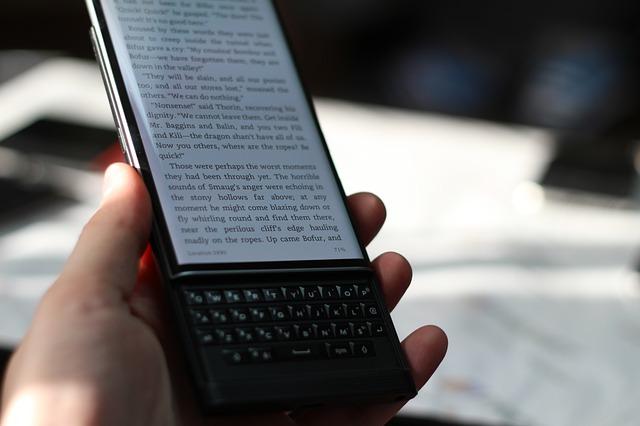 Cum poate fi smartphone-ul BlackBerry 5G cel mai american telefon