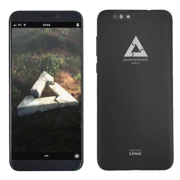 Smartphone-ul non-Android cu confidentialitate perfecta