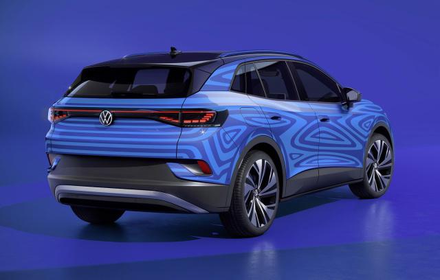 Volkswagen produce aceasta masina electrica inainte de a o dezvalui oficial