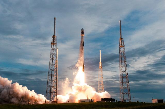 Ce incarcatura pretioasa va transporta o racheta reutilizabila SpaceX