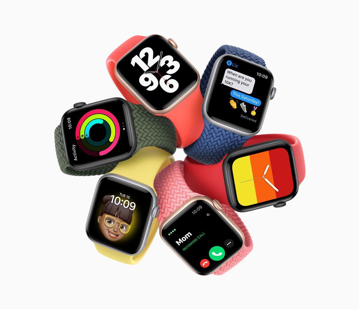 Ce pret are Apple Watch SE - smartwatch ieftin