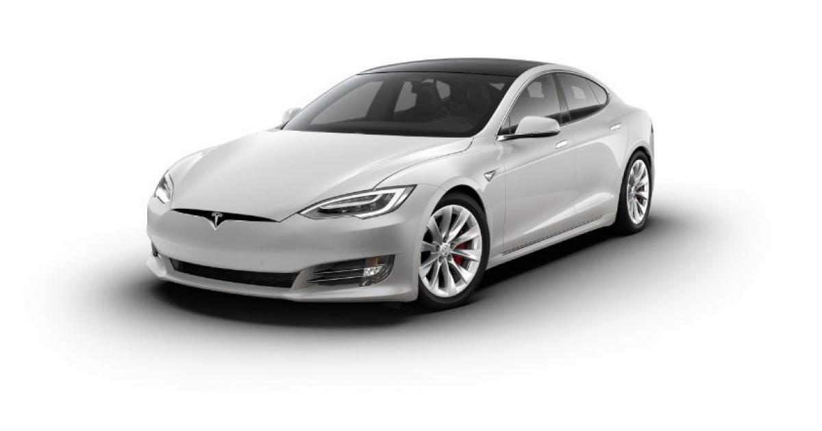Ce pret are acest Tesla Model S de 1100CP, viitoarea masina electrica a companiei