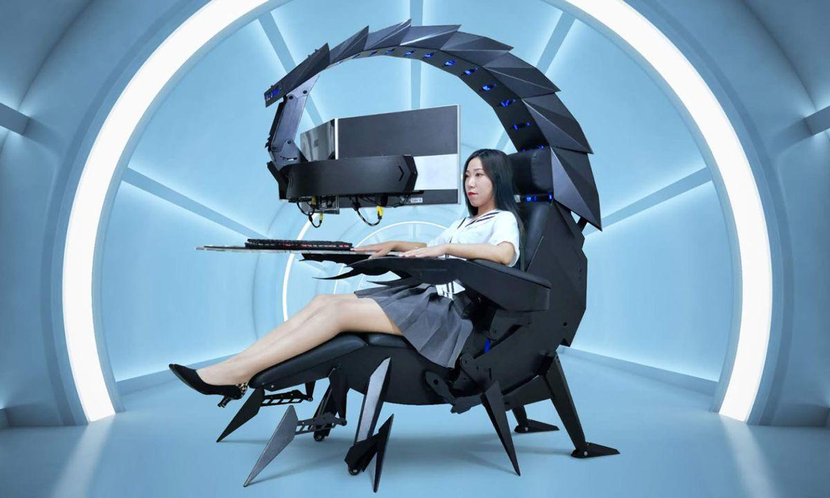 Ce pret are acest scaun de gaming incredibil