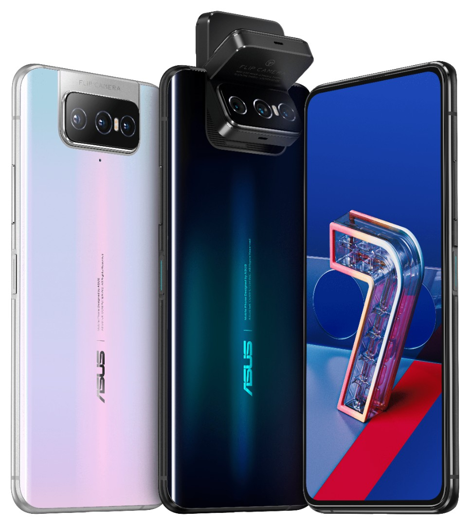 Ce pret si specificatii are smartphone-ul ASUS Zenfone 7 Pro cu camera flip-up