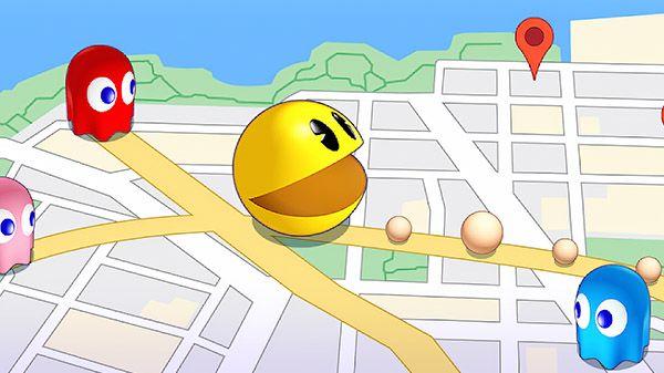 Cum va putea fi jucat jocul Pac-Man in lumea reala