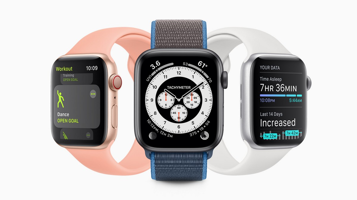 De ce are logica ca smartwatch-ul Apple Watch Series 6 sa fie dezvaluit in octombrie