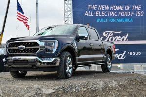 De ce e in stare camioneta electrica Ford F-150