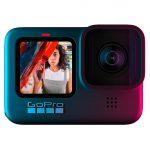 Pretului camerei GoPro Hero 9 Black care filmeaza 5K
