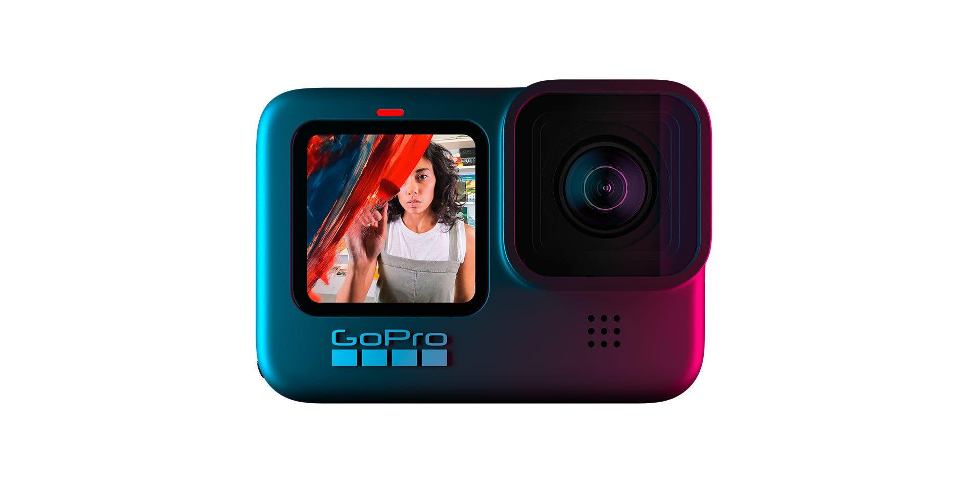 Pretul camerei GoPro Hero 9 Black care filmeaza 5K