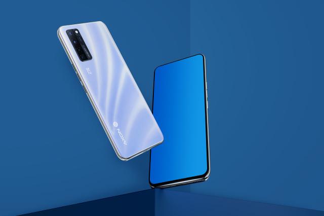 Specificatiile lui ZTE Axon 20 5G, primul smartphone cu camera sub ecran