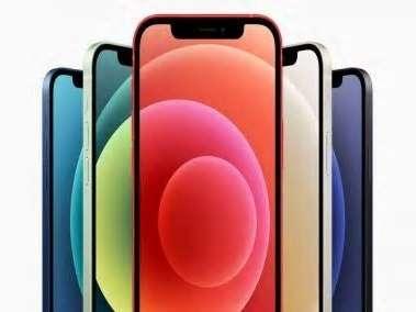 Autonomia smartphone-ului iPhone 12 pe 5G