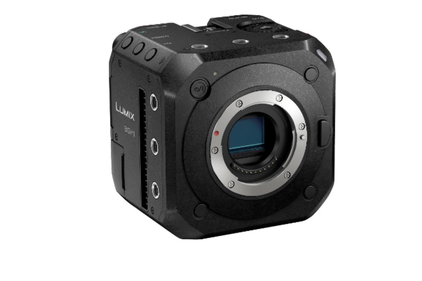 Ce pret are aceasta camera video interesanta de la Panasonic, Lumix BGH1