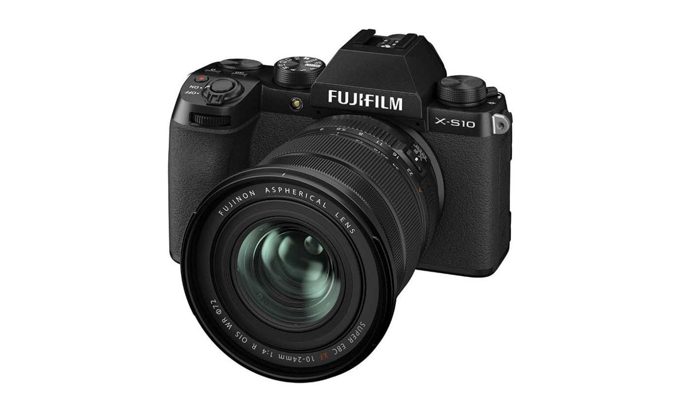 Ce pret are camera pentru vloggeri Fujifilm X-S10