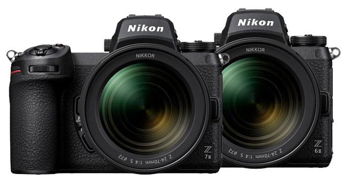 Ce specificatii si preturi au noile camere performante Nikon Z6 II si Z7 II