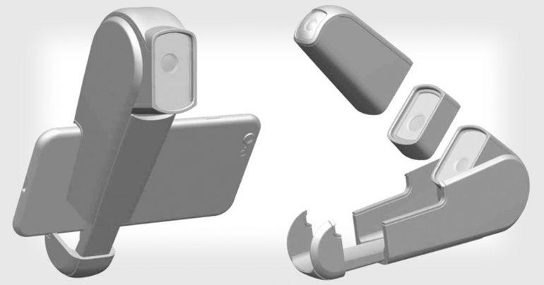 Compania care ar putea lucra la un accesoriu obiectiv pentru smartphone-uri