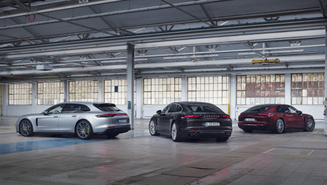 Informatii despre noile masini hibride ale Porsche