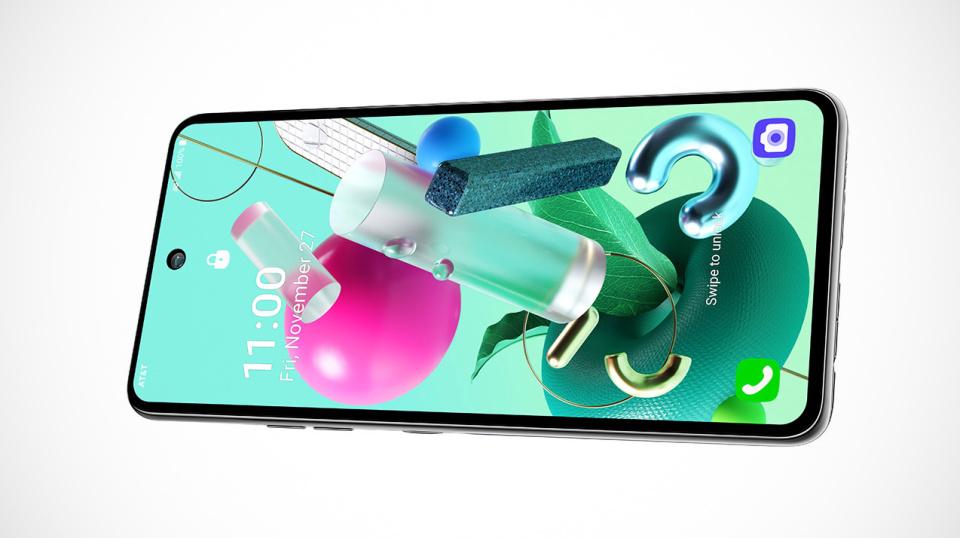 Pretul noului smartphone 5G LG foarte ieftin