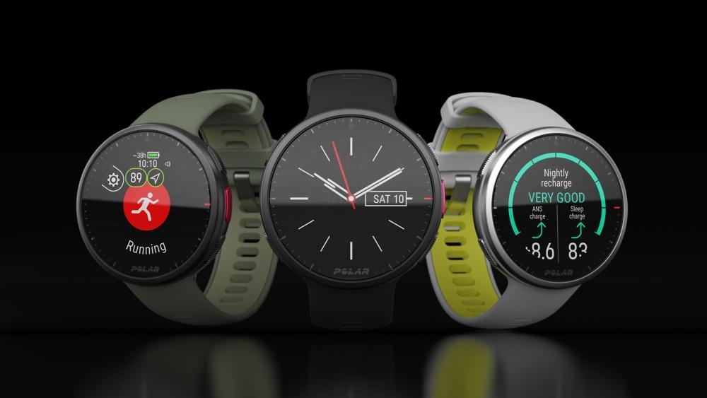 Pretul smartwatch-ului Polar Vantage V2 cu autonomie de 100 de ore