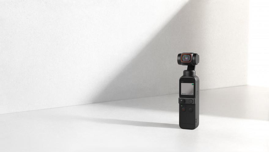 Pretul stabilizatorului DJI Pocket 2 cu camera incorporata