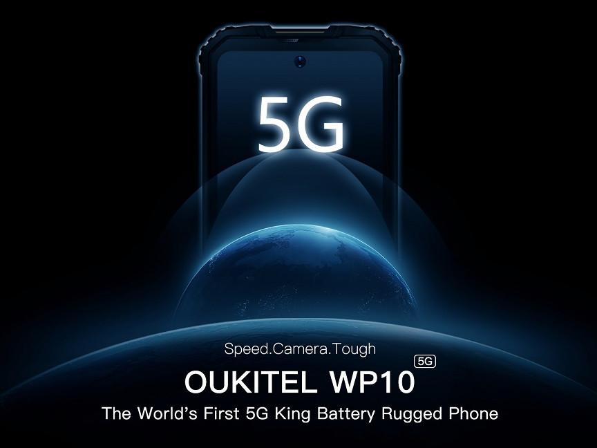 Smartphone-ul 5G cu acumulator de 8000mAh