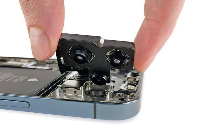 Aceasta e dimensiunea camerei principale a smartphone-ului iPhone 12 Pro Max