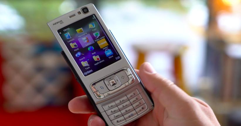 Acesta e prototipul unui Nokia N95 din zilele noastre