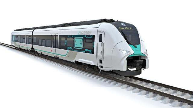 Autonomia acestui tren pe hidrogen din Germania