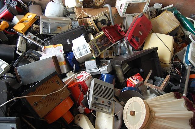 Cantitatea anuala de deseuri electronice de persoana in Marea Britanie