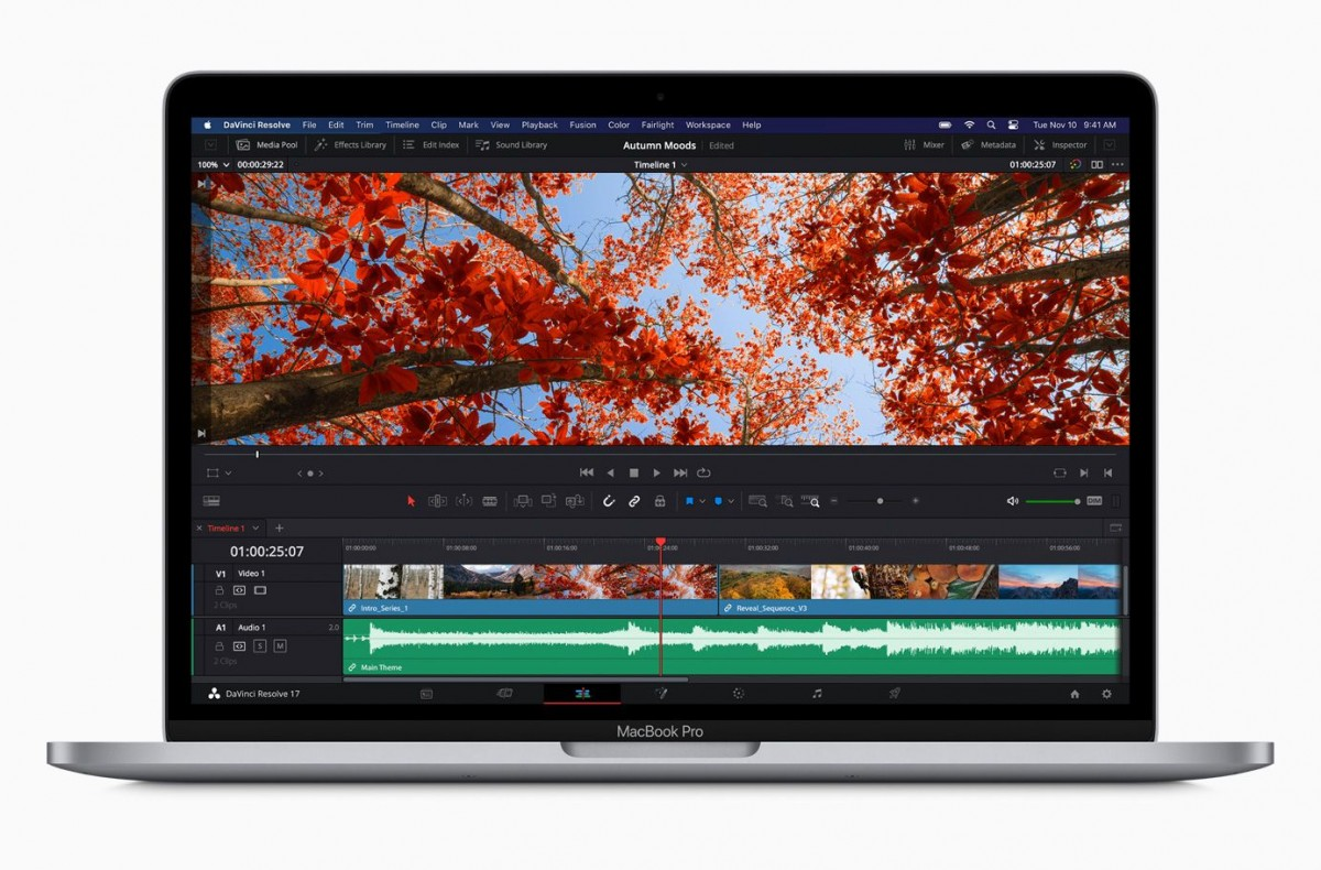 Ce autonomie incredibila are noul MacBook Pro cu cip M1 al Apple