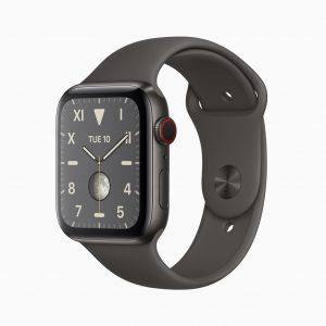 Ce serviciu de muzica tert se lanseaza ca aplicatie pe smartwatch-urile Apple Watch