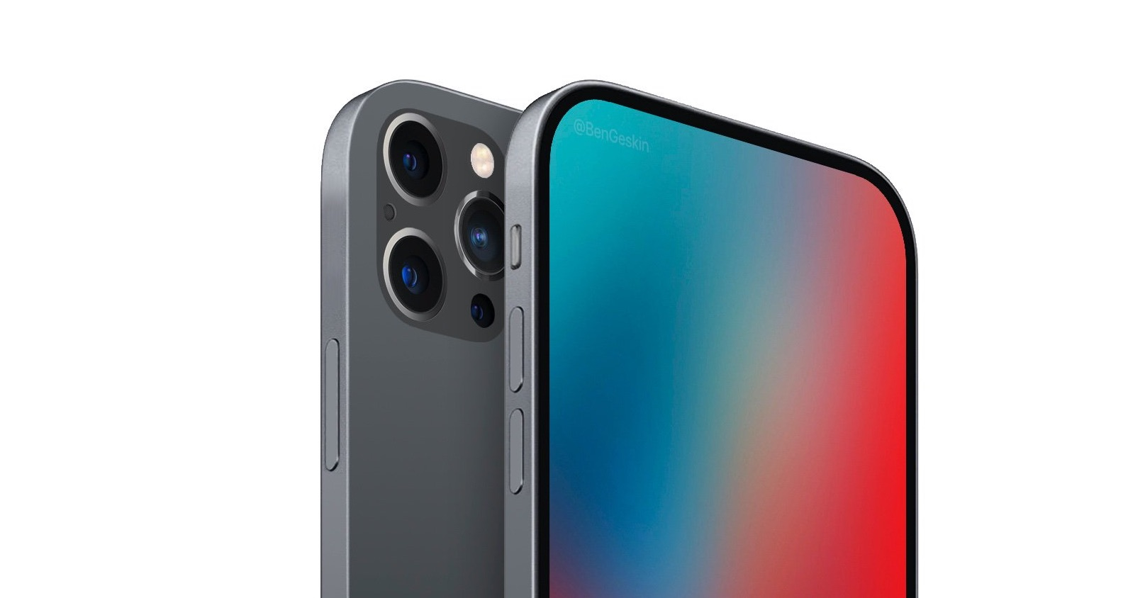 Ce tip de ecran ar putea sosi in premiera pe smartphone-urile iPhone 13 ale Apple