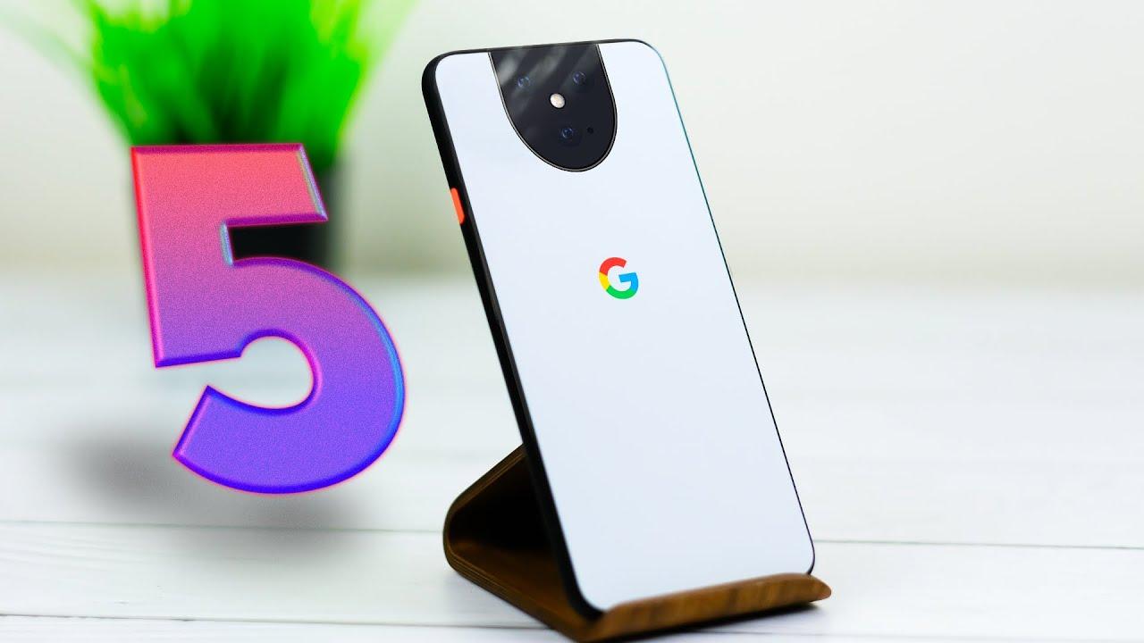 Cum de smartphone-ul metalic Google Pixel 5 suporta incarcare wireless