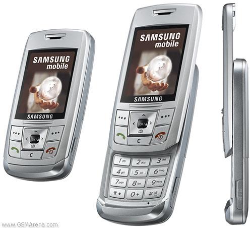 Telefon Samsung slide